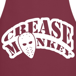 Crease Monkey  Aprons - Cooking Apron