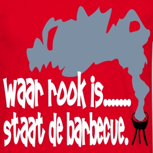 Barbecue T-shirts - Mannen T-shirt