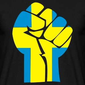 fist Sweden - T-shirt herr