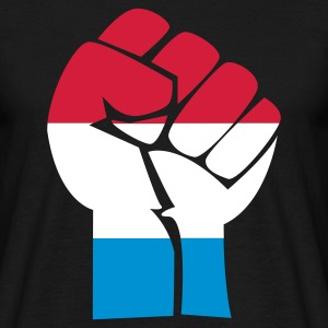fist Holland - T-shirt herr