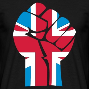 fist UK - Männer T-Shirt
