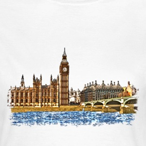 houses of parliament T-shirts - T-shirt dam