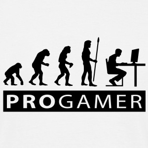 evolution_pc_gamer3 T-shirts - T-shirt Homme