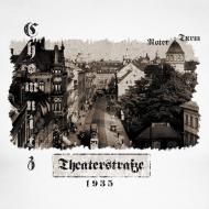 Motiv ~ Chemnitz Theaterstraße 1935