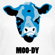 Design ~ Moody Cow