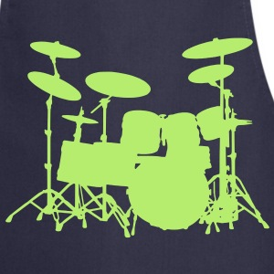 Drums  Aprons - Cooking Apron