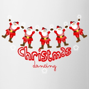 Christmas dancing Tasses - Tasse