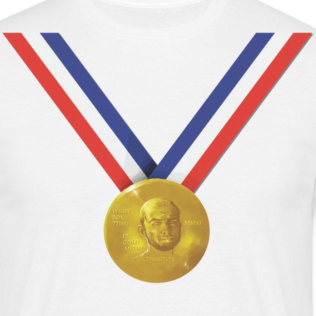 Gold Medal Championship Gaming Shirt!