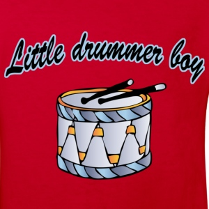 little drummer boy Barn-T-shirts - Ekologisk T-shirt barn