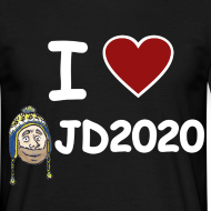 Design ~ I Heart JD2020