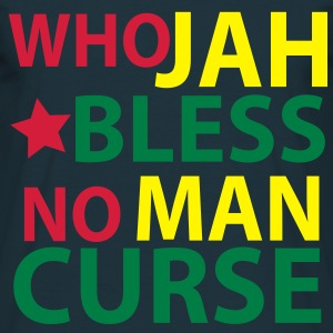 who jah bless T-Shirts - Men's T-Shirt