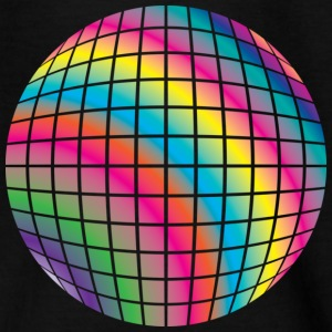 Disco ball Kids' Shirts - Teenage T-shirt