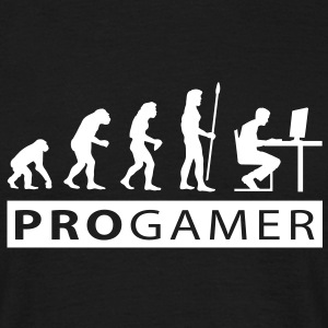 evolution_pc_gamer3 T-shirts - Herre-T-shirt