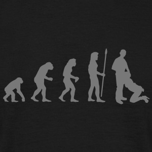 evolution_sex3 T-Shirts - Männer T-Shirt