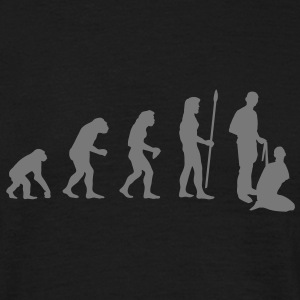 evolution_sex4 T-Shirts - Männer T-Shirt