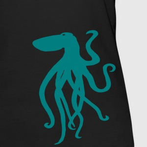 Octopus T-Shirts - Frauen Bio-T-Shirt