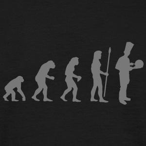 evolution_cook1 T-Shirts - Männer T-Shirt