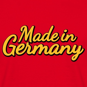 Made in Germany | Hergestellt in Deutschland T-Shirts - Mannen T-shirt