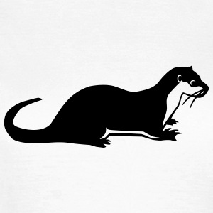 Otter T-Shirts - Frauen T-Shirt