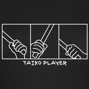 Taiko Drum Hands T-shirts - Vrouwen T-shirt