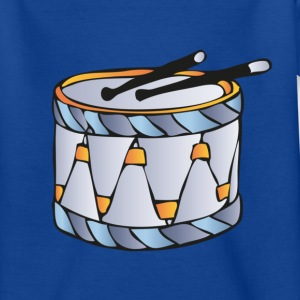 drums drawing Kids' Shirts - Teenage T-shirt