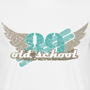 old school T-Shirts - Männer T-Shirt