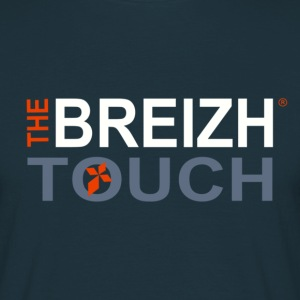 the Breizh touch hermine Tee shirts - T-shirt Homme