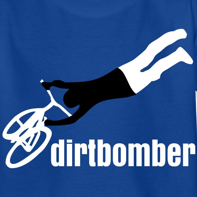 dirtbomber superseater blue kid