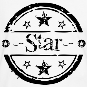 star etoile T-shirts - T-shirt contraste Homme