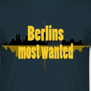 berlins most wanted T-Shirts - Männer T-Shirt