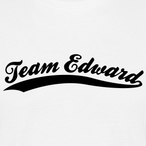 Team Edward (1c)++ T-Shirts - Men's T-Shirt