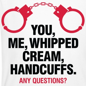 Whipped Cream And Handcuffs 2 (dd)++ T-shirts - Ekologisk T-shirt herr