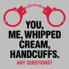 Whipped Cream And Handcuffs 2 (dd)++ Bluzy - Bluza męska Premium z kapturem