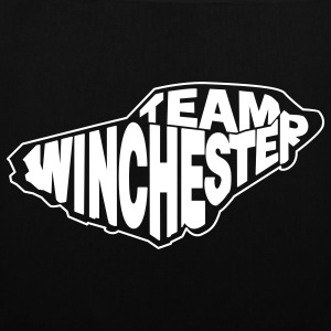 Team Winchester (vector) Bags  - Tote Bag