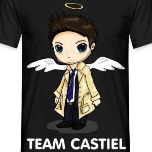 Team Castiel (dark) T-Shirts - Men's T-Shirt