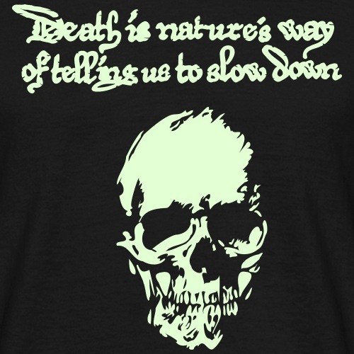 Death is Nature's Way
