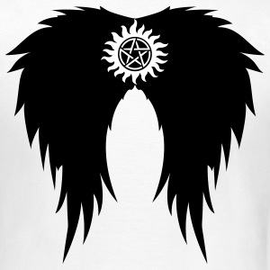 Supernatural wings (vector) T-Shirts - Women's T-Shirt