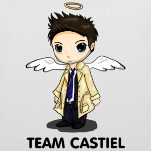 Team Castiel (light) Bags  - Tote Bag