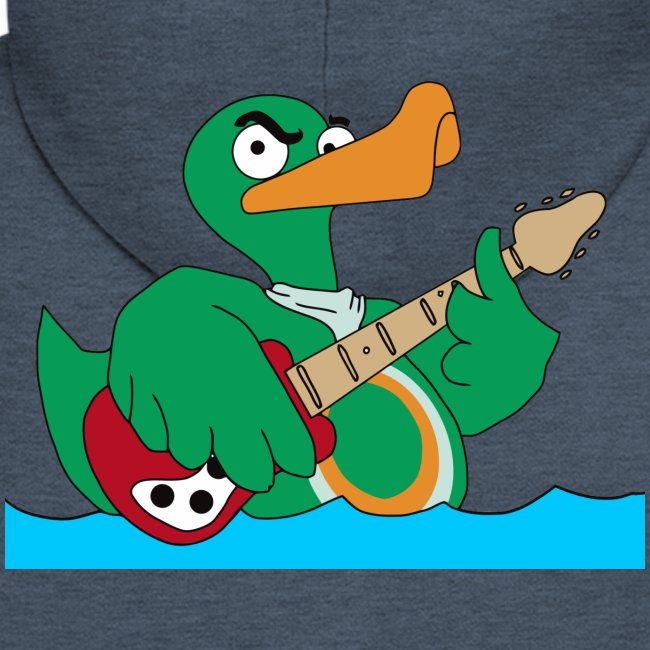 """""""Rocky"""" Kapuzenjacke duck@rock"""
