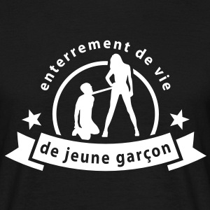 enterrement_france5 T-shirts - T-shirt Homme