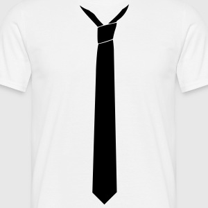 Cravate Club tie cravatte Tee shirt gravata  - T-shirt Homme