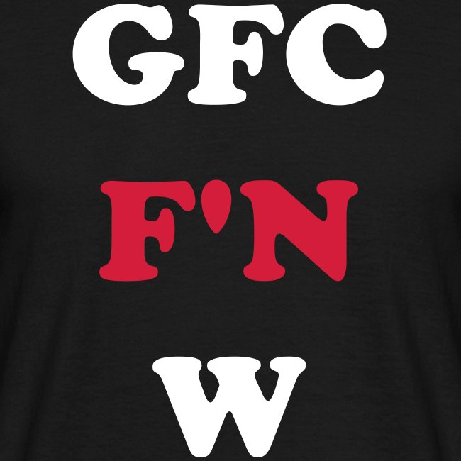 Chris van Core - GFC F'N W