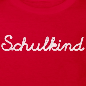 Schulkind 5 - Kinder Bio-T-Shirt
