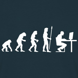 evolution_pc_3 T-Shirts - Men's T-Shirt