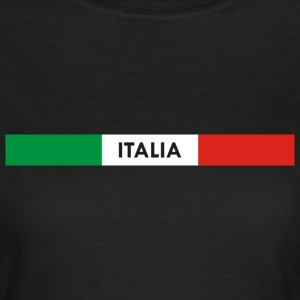 Italia T-Shirts - Frauen T-Shirt