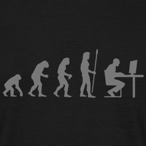 evolution_pc_3 T-shirts - T-shirt herr