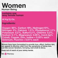 ~ WOMEN VS. MEN