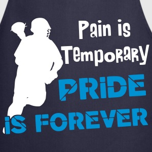 Pain is Temporary, Pride is Forever  Aprons - Cooking Apron