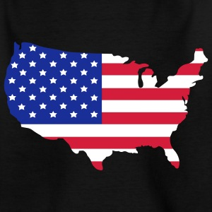 United States of America Kids' Shirts - Teenage T-shirt