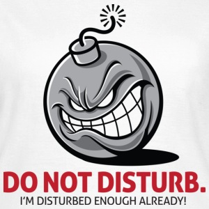 Do Not Disturb 1 (dd)++ T-shirt - Maglietta da donna